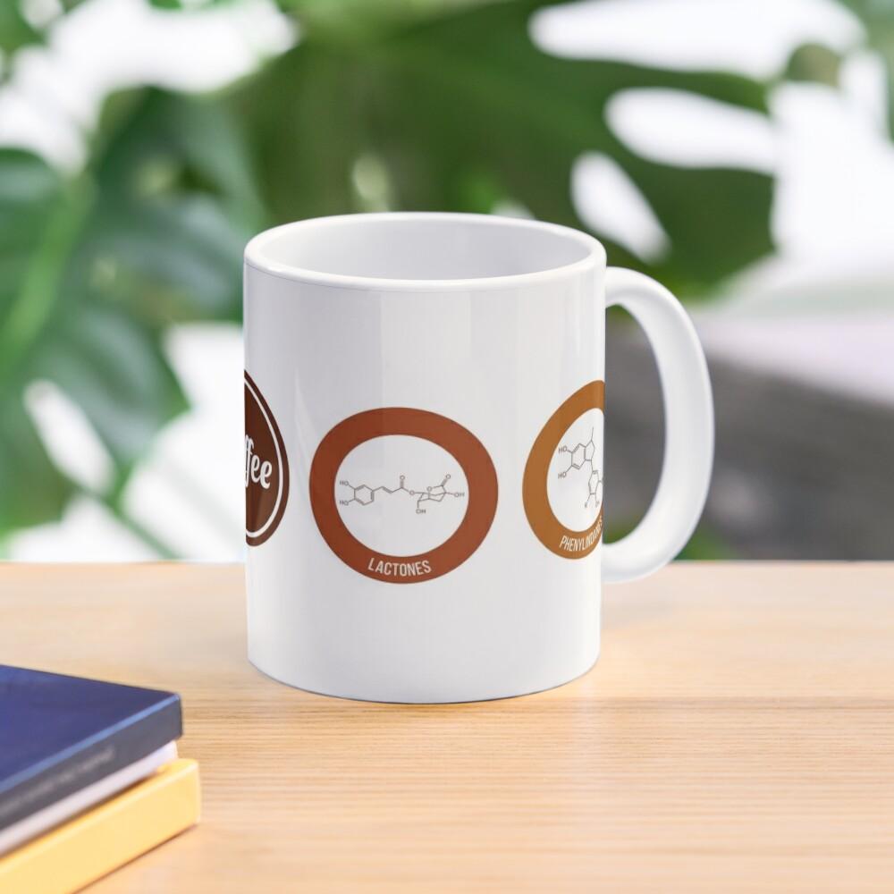 Chemistry of Coffee Mug