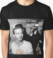 Oswald Rare Photo (Parody) Graphic T-Shirt