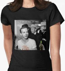 Oswald Rare Photo (Parody) Women's Fitted T-Shirt