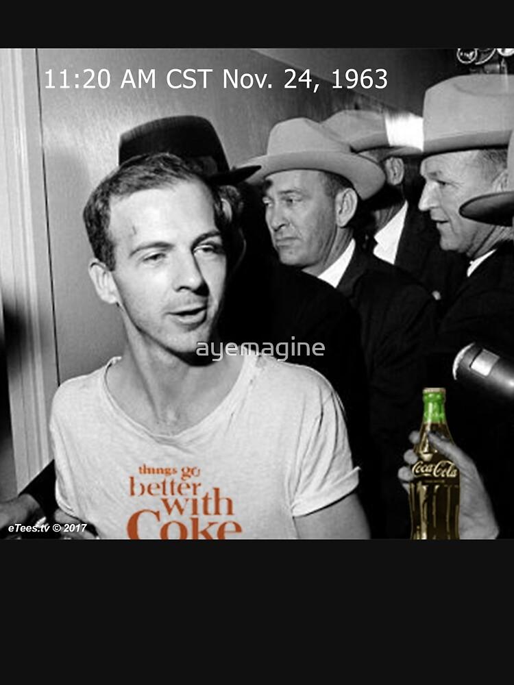 Oswald Rare Photo (Parody) by ayemagine