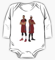 Boogie And The Brow One Piece - Long Sleeve