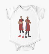 Boogie And The Brow One Piece - Short Sleeve