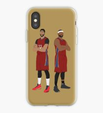 Boogie And The Brow iPhone Case
