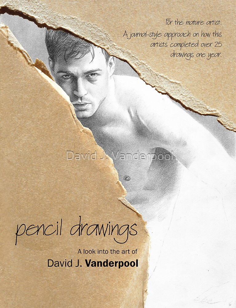 Cover to published book by David J. Vanderpool