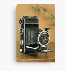 Classic Cameras Voigtlander Inos Canvas Print