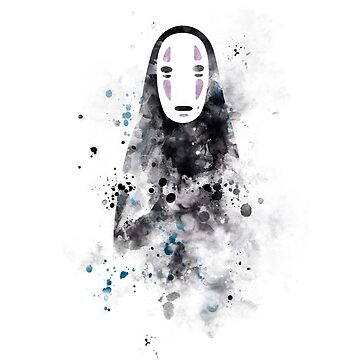 No Face by MonnPrint