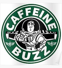Caffeine Buzz Poster