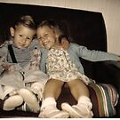 My brother and I by Melissa Kirkham