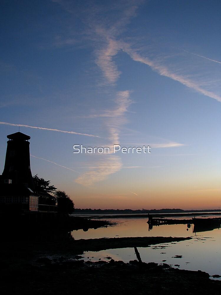 Sunrise 4 09-10-08 by Sharon Perrett