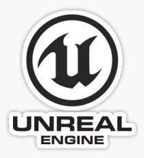 Unreal Engine Sticker