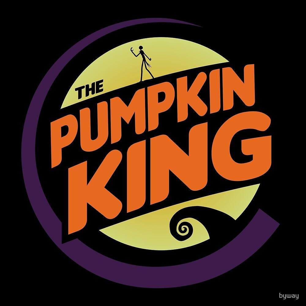 Pumpkin King by byway