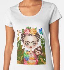 Frida Querida Women's Premium T-Shirt