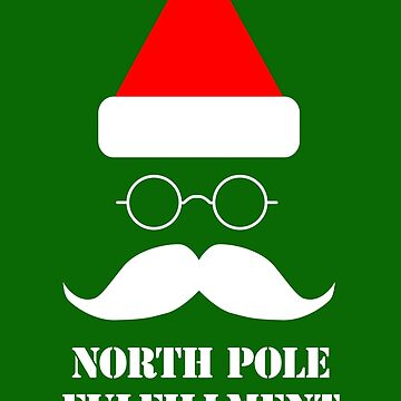 North Pole Fulfillment Center by SymbolGrafix