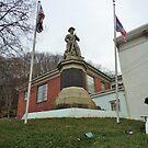 Pomeroy, Ohio Courthouse by James Gibbs