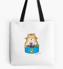 Iodine The Hamster Bag Tote Bag
