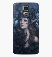 Horned crown Case/Skin for Samsung Galaxy