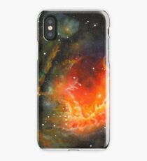 Tadpole Nebula iPhone Case/Skin