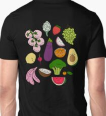 Fruits and vegetables by Elebea T-Shirt