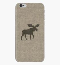 Moose Silhouette(s) iPhone Case