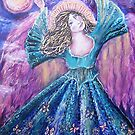 Butterfly Dance by Cheryle  Bannon