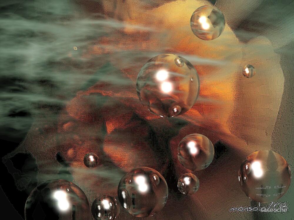 Bubbles by saseoche