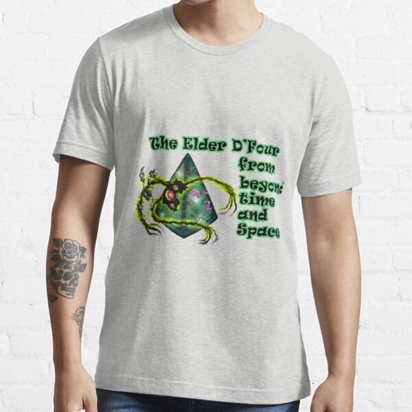 The Elder D'four Essential T-Shirt