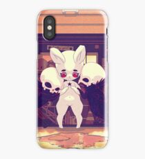 The last day iPhone Case/Skin