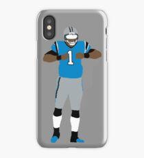 Cam Newton iPhone Case/Skin
