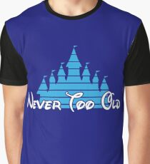 Never too old for magic Graphic T-Shirt