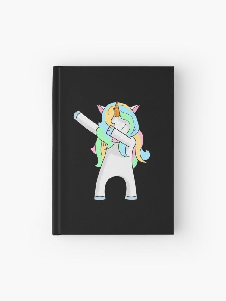 New Dabbing Unicorn Funny Cute Inspired T-Shirt White All sizes