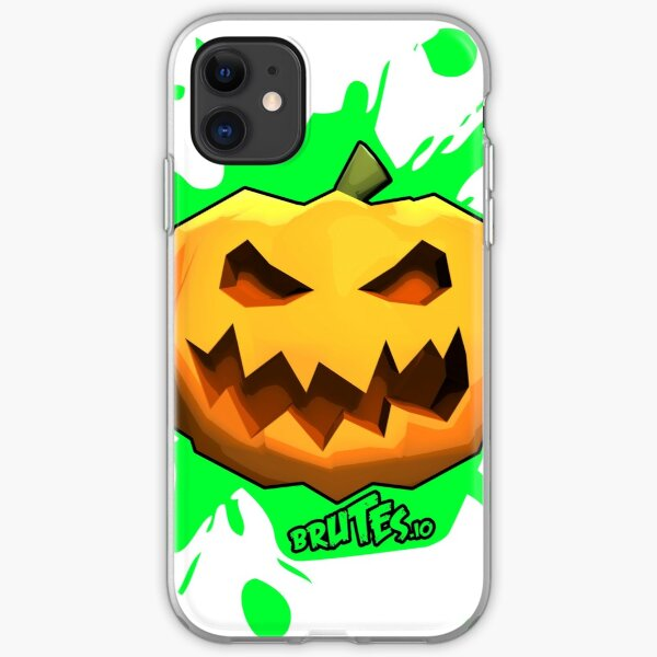Brutes.io (Jacko Green) iPhone Soft Case