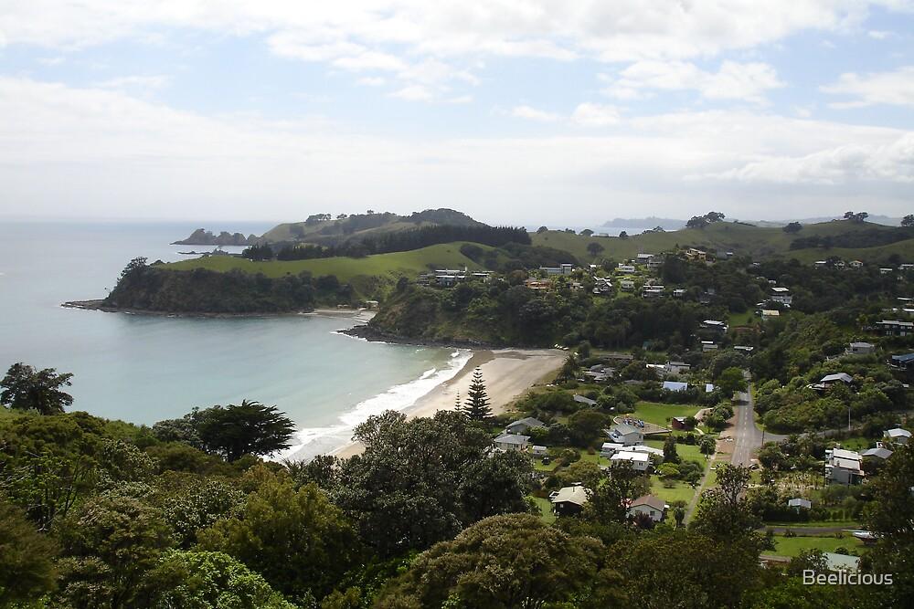 Oneroa, Waiheke, NZ by Beelicious