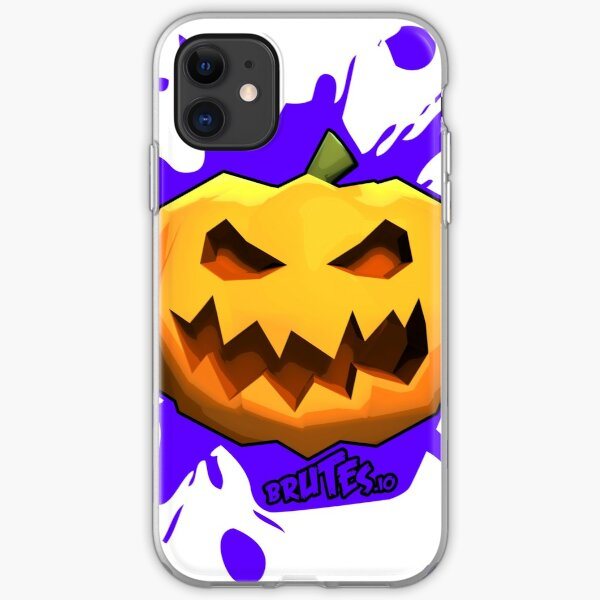 Brutes.io (Jacko Purple) iPhone Soft Case