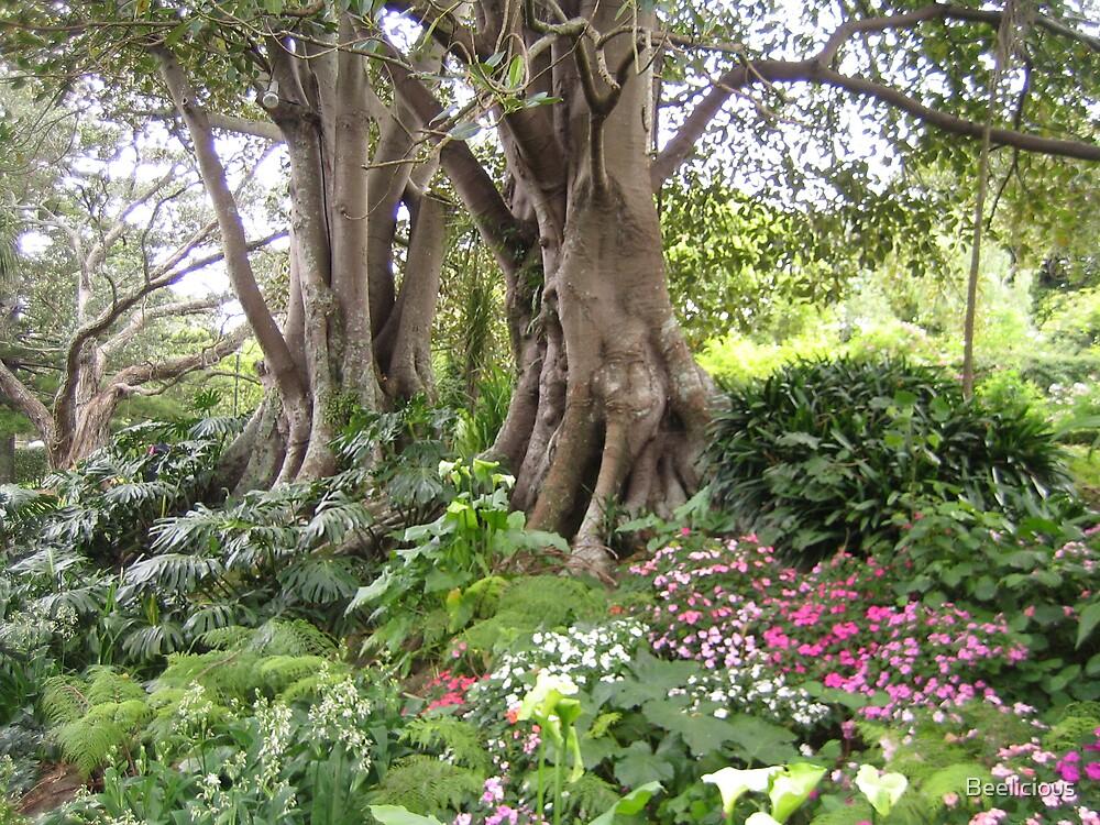 Parnell Garden by Beelicious