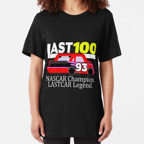 #LAST100 Jeff Green 100th Last-Place Finish Shirt Slim Fit T-Shirt