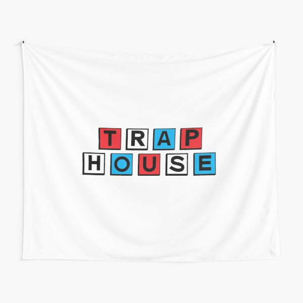 American Trap House Tapestry