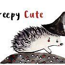 Creepy Cute by JulysFlyBricks