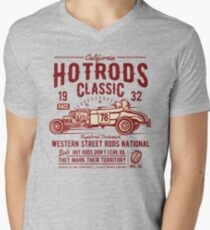 California Hot Rods Classic Western Street Rods T-Shirt