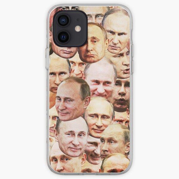 Vladimir Putin iPhone Soft Case