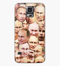 Wladimir Putin Hülle & Klebefolie für Samsung Galaxy