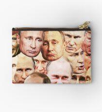 Vladimir Putin Zipper Pouch