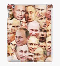 Wladimir Putin iPad-Hülle & Klebefolie