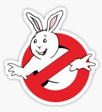 GhostBuster Sticker