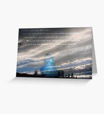 Ancestral Sky Greeting Card