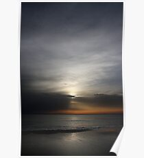 another day ends Poster
