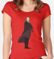 Hermione Women's Fitted Scoop T-Shirt