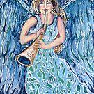 Blue Angel by Cheryle  Bannon