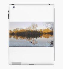 Aquadrome in Autumn iPad Case/Skin