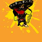 Brutes.io (Mexibrute Day of Dead Yellow) by brutes