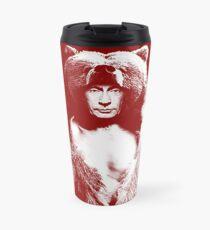 Camouflage Putin Travel Mug